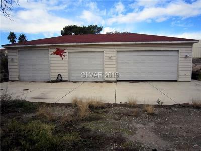Las Vegas Single Family Home For Sale: 5669 South Mojave Road