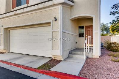Condo/Townhouse Under Contract - No Show: 2573 Upton Court