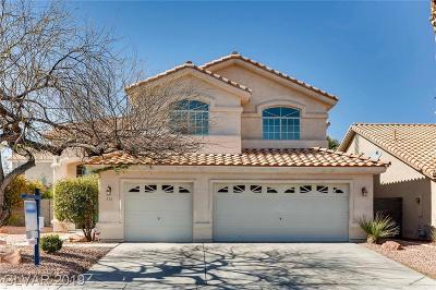 Henderson Single Family Home For Sale: 213 Chaco Canyon Drive