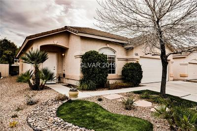 Henderson, Las Vegas, North Las Vegas Single Family Home For Sale: 8104 Terracotta Gulf Court