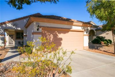 Henderson Single Family Home For Sale: 2116 Desert Woods Drive