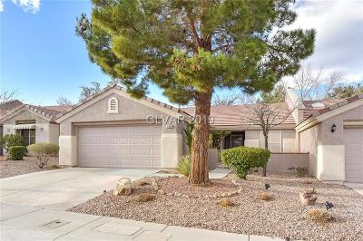 Clark County Condo/Townhouse Under Contract - No Show: 2090 Eagle Watch Drive