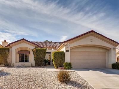 Single Family Home For Sale: 2725 Echo Mesa Drive