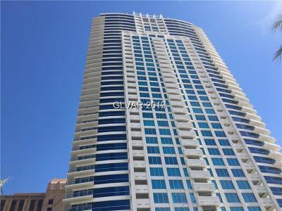Sky Las Vegas High Rise For Sale: 2700 Las Vegas Boulevard #4101