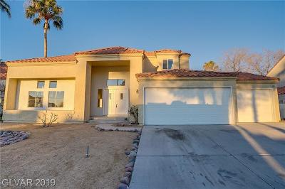Henderson NV Single Family Home Under Contract - No Show: $365,000