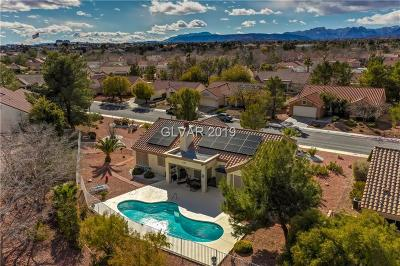 Single Family Home For Sale: 2440 Desert Sands Drive