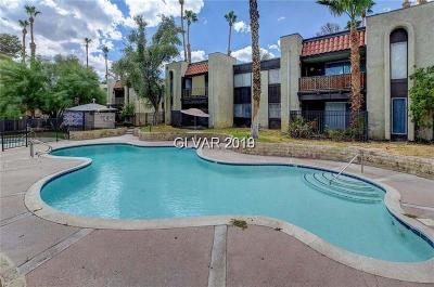 Las Vegas Condo/Townhouse Under Contract - No Show: 1405 Vegas Valley Drive #132