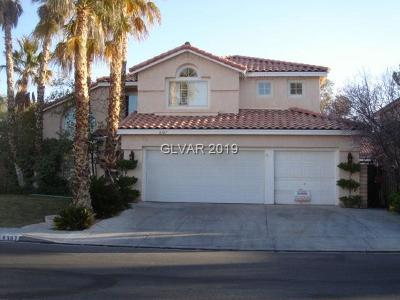 Single Family Home For Sale: 8387 Mt Nido Drive