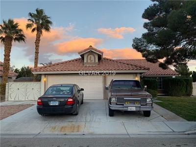 North Las Vegas Single Family Home For Sale: 5620 Heartland Way