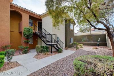 Las Vegas Condo/Townhouse For Sale: 8400 Charleston Boulevard #130