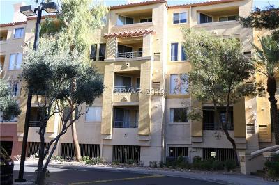 Single Family Home For Sale: 270 East Flamingo Road #105