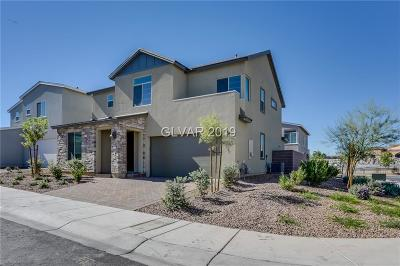 Henderson NV Single Family Home Under Contract - No Show: $436,300
