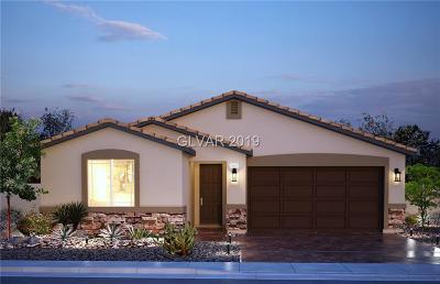 North Las Vegas Single Family Home For Sale: 4210 Lucette Avenue #Lot# 206