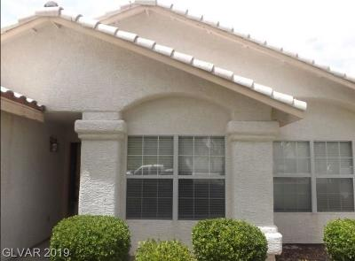 Las Vegas Single Family Home For Sale: 5413 Fountain Palm Street