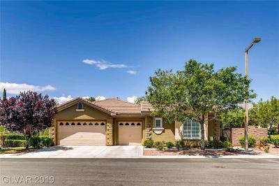 Las Vegas Single Family Home For Sale: 65 Antique Garden Street