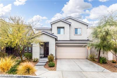 Las Vegas Single Family Home Under Contract - No Show: 8120 Fleeting Twilight Place
