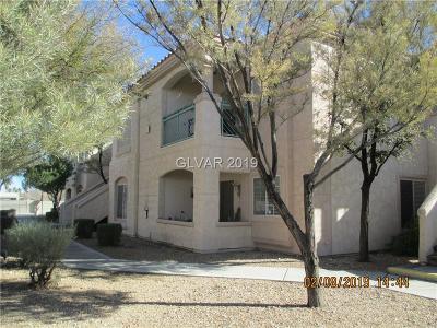 Las Vegas Condo/Townhouse For Sale: 5116 Jordan Frey Street #102