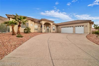 Las Vegas Single Family Home For Sale: 52 Smokestone Court