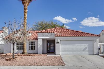 North Las Vegas Single Family Home For Sale: 4028 Bola Drive