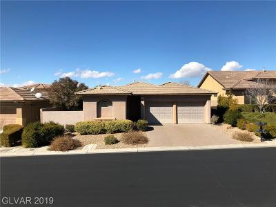 Henderson Single Family Home For Sale: 26 Hunt Valley Trail