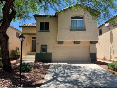 Las Vegas Single Family Home For Sale: 11151 Castellane Drive