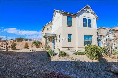 North Las Vegas Single Family Home For Sale: 5715 Wedgefield Street