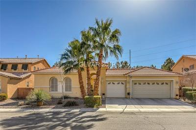 North Las Vegas Single Family Home For Sale: 1517 Silent Sunset Avenue