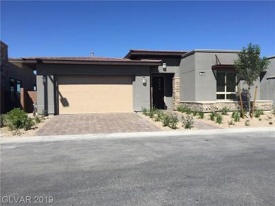 Las Vegas Single Family Home For Sale: 6806 Regency Valley Street