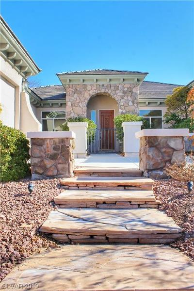 Las Vegas Single Family Home For Sale: 10325 Sweet Fennel Drive