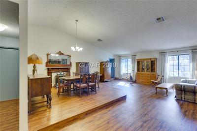Las Vegas, North Las Vegas, Henderson Single Family Home For Sale: 2036 Canterbury Drive