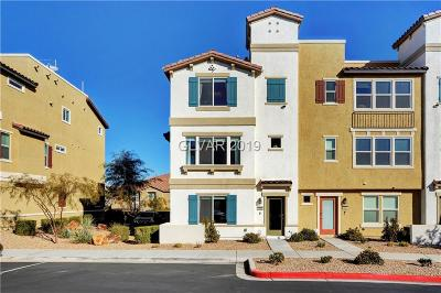 Henderson NV Condo/Townhouse Under Contract - No Show: $335,000