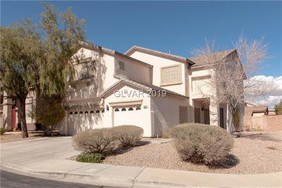 Henderson Single Family Home For Sale: 2744 Sunlight Creek Street
