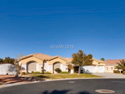 Single Family Home For Sale: 7520 Brittlethorne Avenue