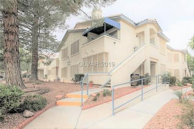 Las Vegas Condo/Townhouse For Sale: 3425 East Russell Road #133