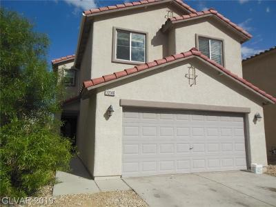 Single Family Home For Sale: 10140 Desert Trees Street
