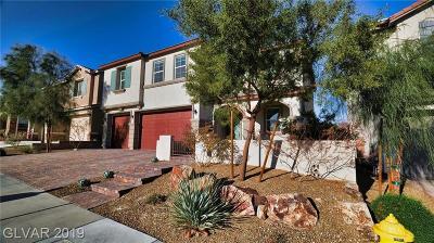 Henderson Single Family Home For Sale: 213 Piedmont Alps Street