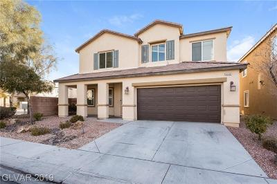 Las Vegas NV Single Family Home Under Contract - No Show: $317,000