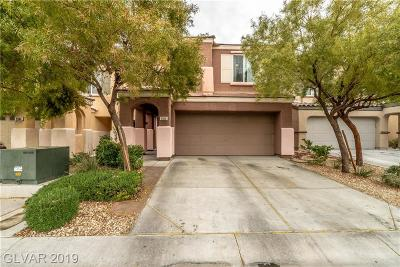 North Las Vegas Single Family Home For Sale: 9950 Matfen Court