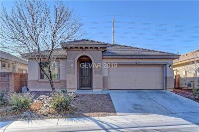 North Las Vegas Single Family Home For Sale: 3833 Bowers Hollow Avenue