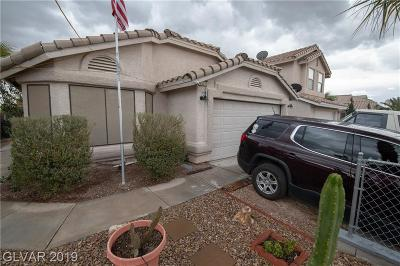 North Las Vegas Single Family Home For Sale: 4532 Possum Berry Lane