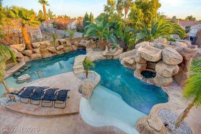 North Las Vegas Rental For Rent: 3902 Pointe Decatur Street