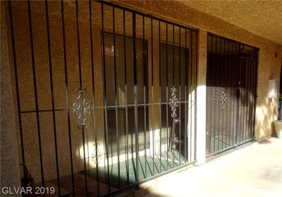 Las Vegas Condo/Townhouse Under Contract - No Show: 2221 West Bonanza Road #10