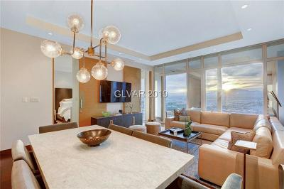 Sky Las Vegas, Veer Towers, Vdara Condo Hotel, Resort Condo At Luxury Buildin High Rise For Sale: 3750 South Las Vegas Boulevard #3710