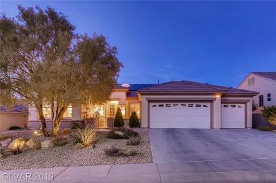 Henderson NV Single Family Home For Sale: $639,000