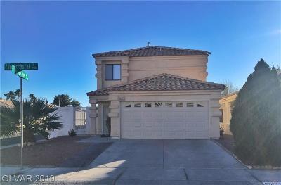 Single Family Home For Sale: 9501 Intercoastal Drive