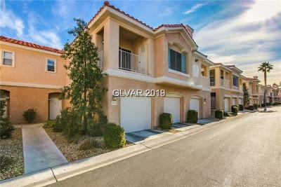 Henderson Condo/Townhouse For Sale: 251 Green Valley #1321