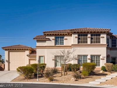 NORTH LAS VEGAS Single Family Home Under Contract - No Show: 4721 Overlook Ranch Street