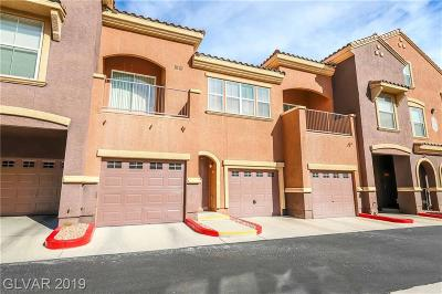 Condo/Townhouse Under Contract - No Show: 3975 Hualapai Way #239