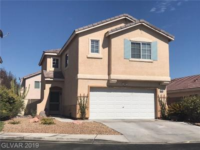 North Las Vegas Single Family Home For Sale: 5344 Lattice Court