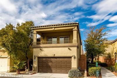 Las Vegas NV Single Family Home Under Contract - No Show: $258,500